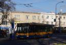 Obsluha Pasek parciálními trolejbusy