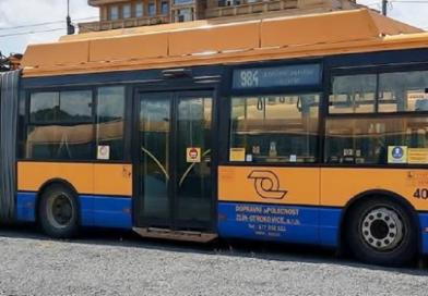 Přišel čas vyřadit první nízkopodlažní kloubový trolejbus
