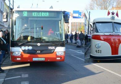 Praha chce rozšířit síť trolejbusů